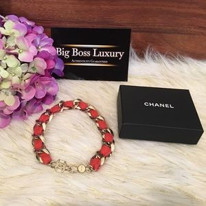 Authentic Preowned Chanel choker necklace